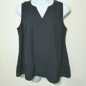 ALYX Sleeveless Black Top Size 1X EUC